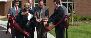 Residence Hall Grand Opening
