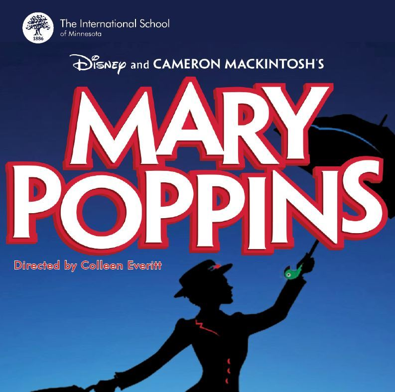 Mary Poppins, April 20-23