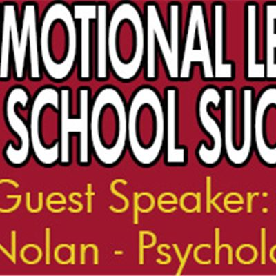 Speaker Session - Social Emotional Learning & School Success