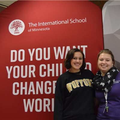 Alumnae Working at ISM